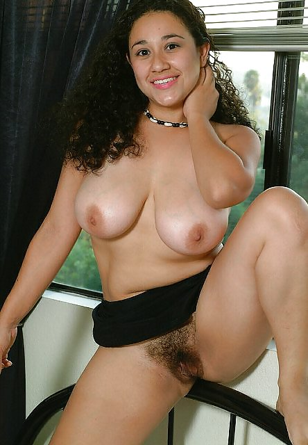 Big Natural Tits Hairy Pussy
